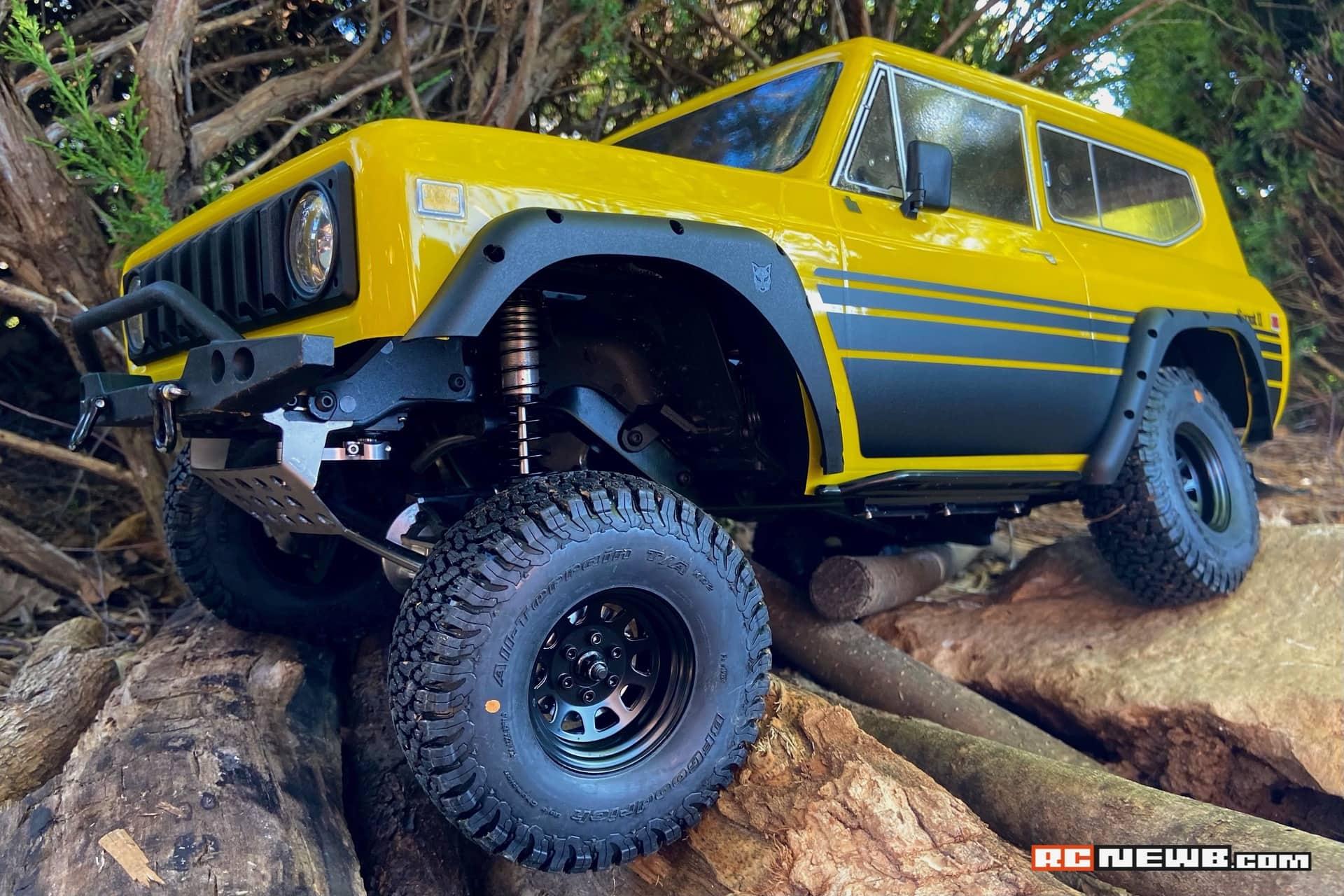 Review: Pro-Line BFGoodrich All-Terrain KO2 1.9″ G8 Rock Terrain Truck Tires