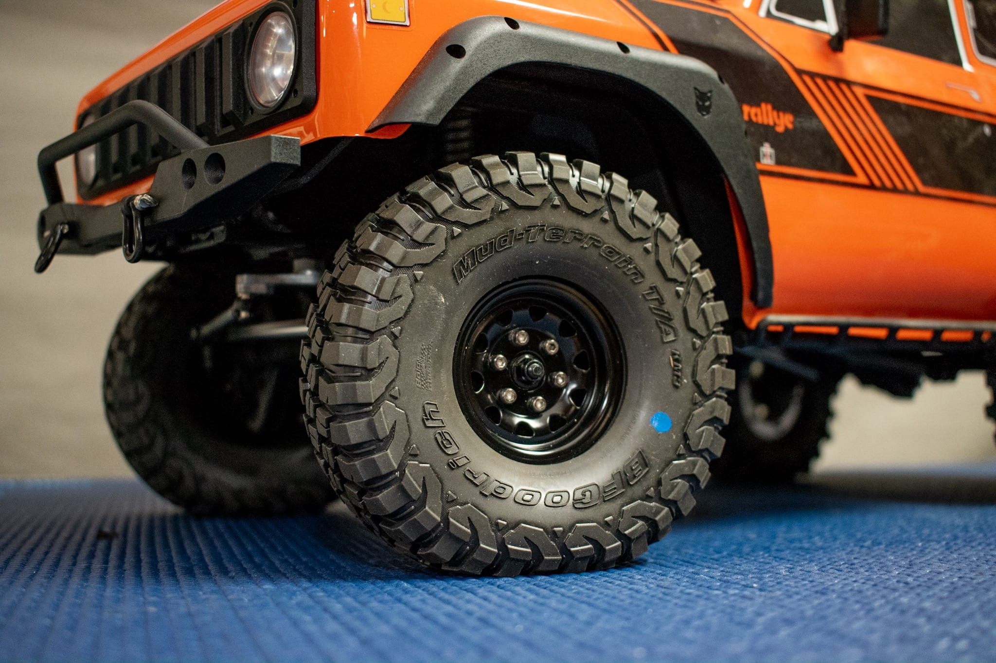 Hands-on with Pro-Line's BFGoodrich KM3 1.9″ Predator Rock Terrain Tires