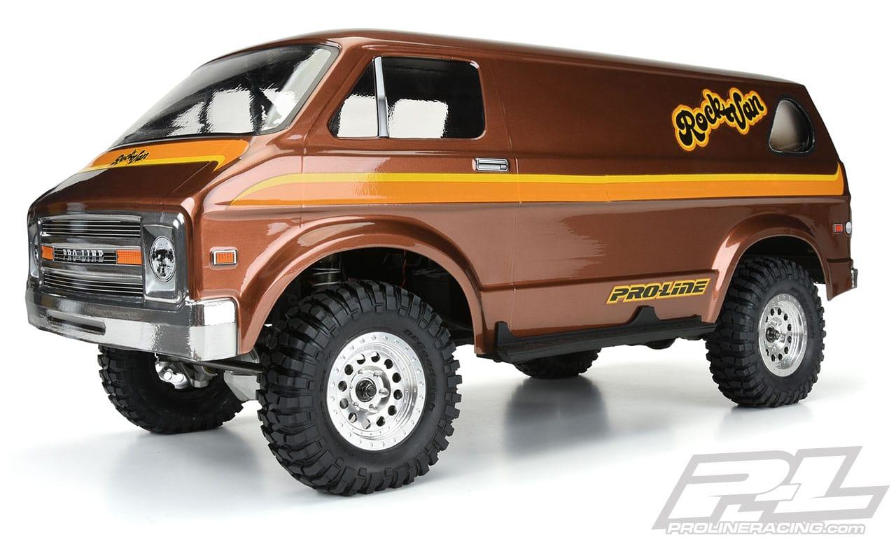 Pro-Line Class 0 BFGoodrich Krawler T/A KX 1.9″ Rock Terrain Truck Tires