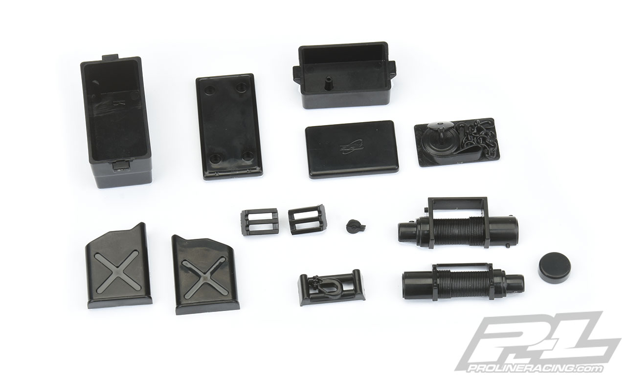 Pro-Line Offers New DIY Details for Your Rock Crawler or Monster Truck