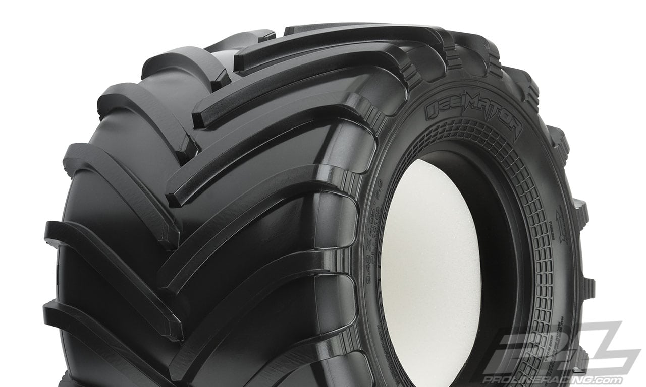Pro-Line Decimator 2.6″ M3 Monster Truck Tires