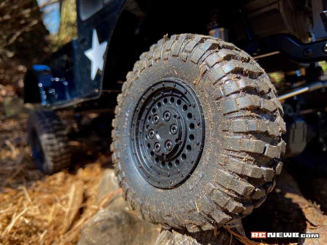 Review: Pro-Line Class 0 BFGoodrich Krawler T/A KX 1.9″ Rock Terrain Truck Tires