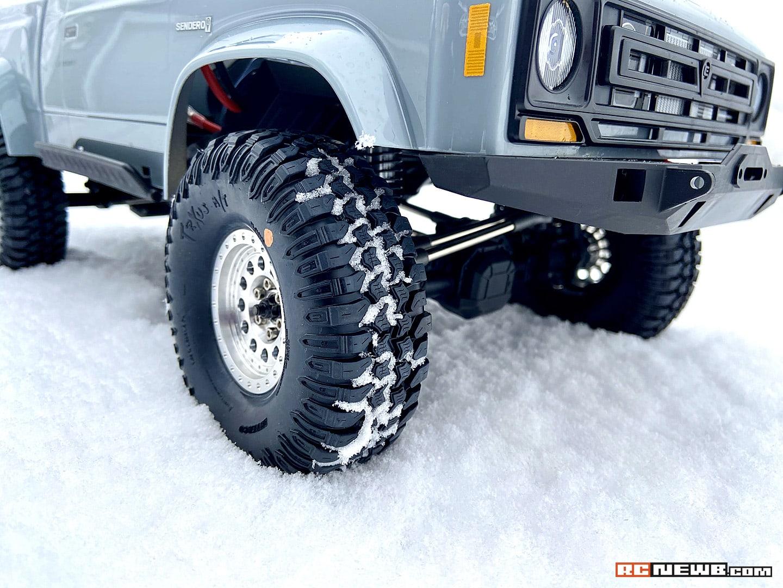 Pro-Line Dodge Ramcharger-Rock Shooter-Interco TrXus - 21