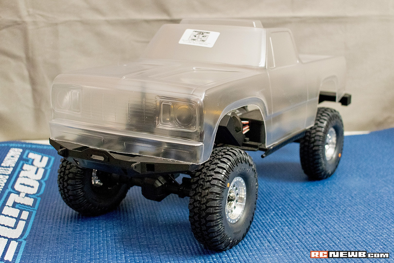 Pro-Line Dodge Ramcharger-Rock Shooter-Interco TrXus - 6