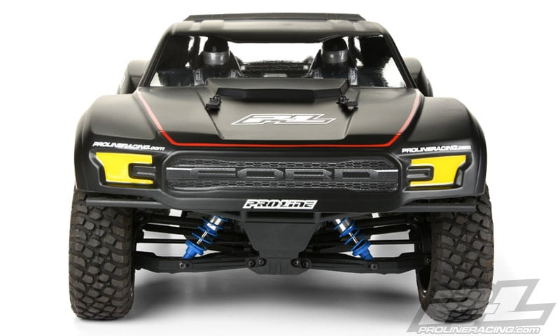 pro line 39 s ford f 150 raptor body for the axial yeti score. Black Bedroom Furniture Sets. Home Design Ideas