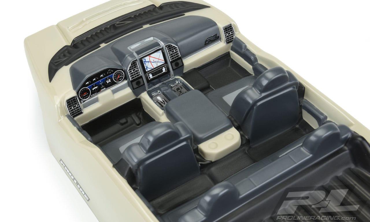 Pro-Line Late Model Interior - Detail