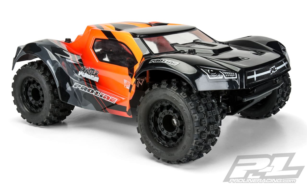 Pro-Line PRO-Fusion SC 4x4 Kit - Monster