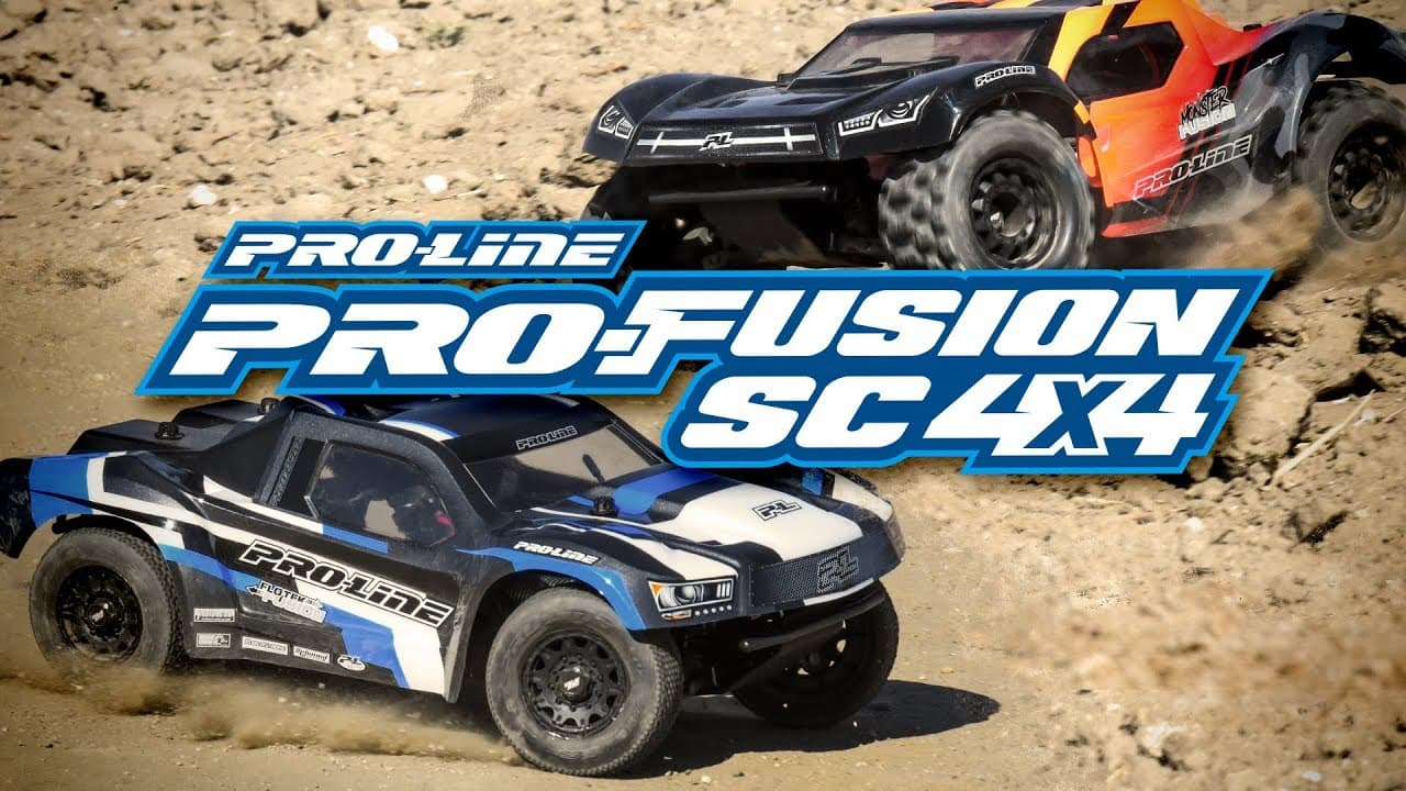See it in Action: Pro-Line's PRO-Fusion SC 4×4