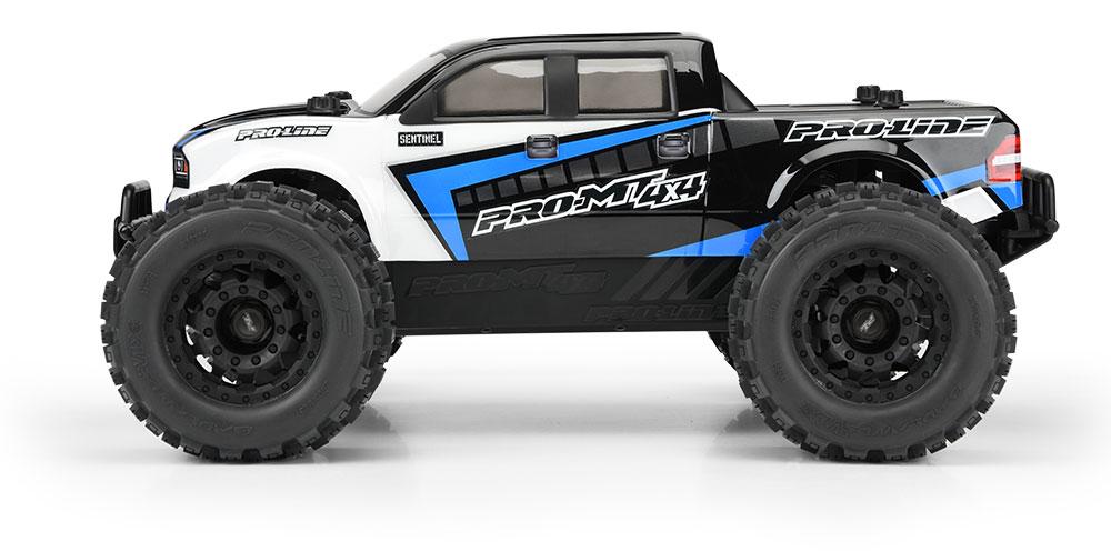 Pro-Line PRO-MT 4x4 Monster Truck - Side