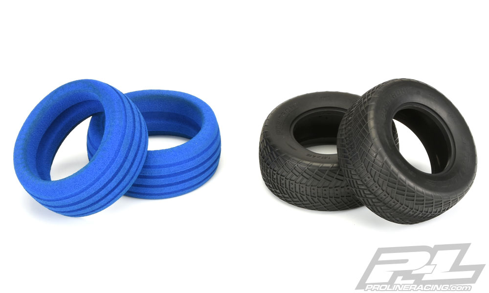 10 New R/C Racing Tires from Pro-Line