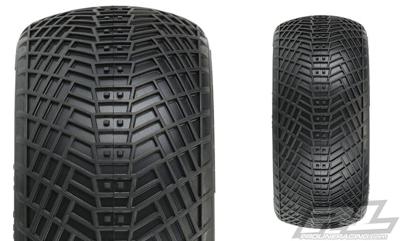 Pro-Line Positron VTR Tires - Detail