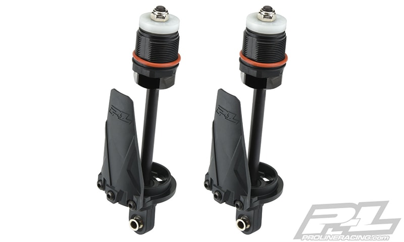 Pro-Line PowerStroke HD Shock Shafts for the Traxxas X-Maxx