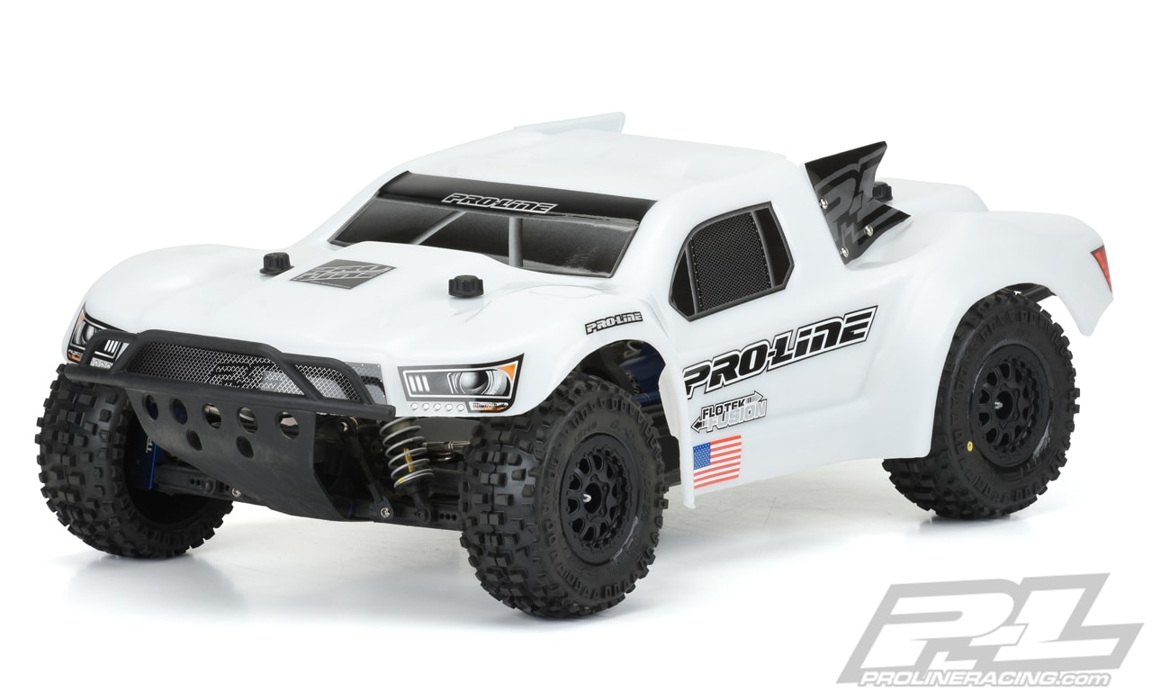 Prep Your R/C Short Course Truck for Battle with Pro-Line's Flo-Tek Fusion Bash Armor
