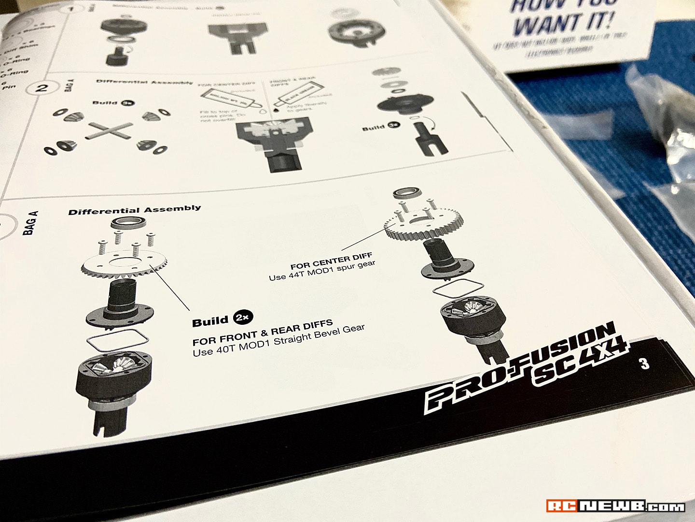 Pro-Line Pro-Fusion SC 4x4 - 3