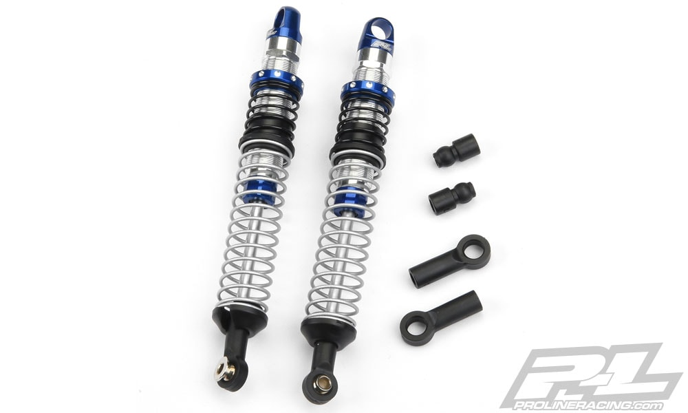 Pro-Line Releases the Second Generation of their Pro-Spec Scaler Shocks
