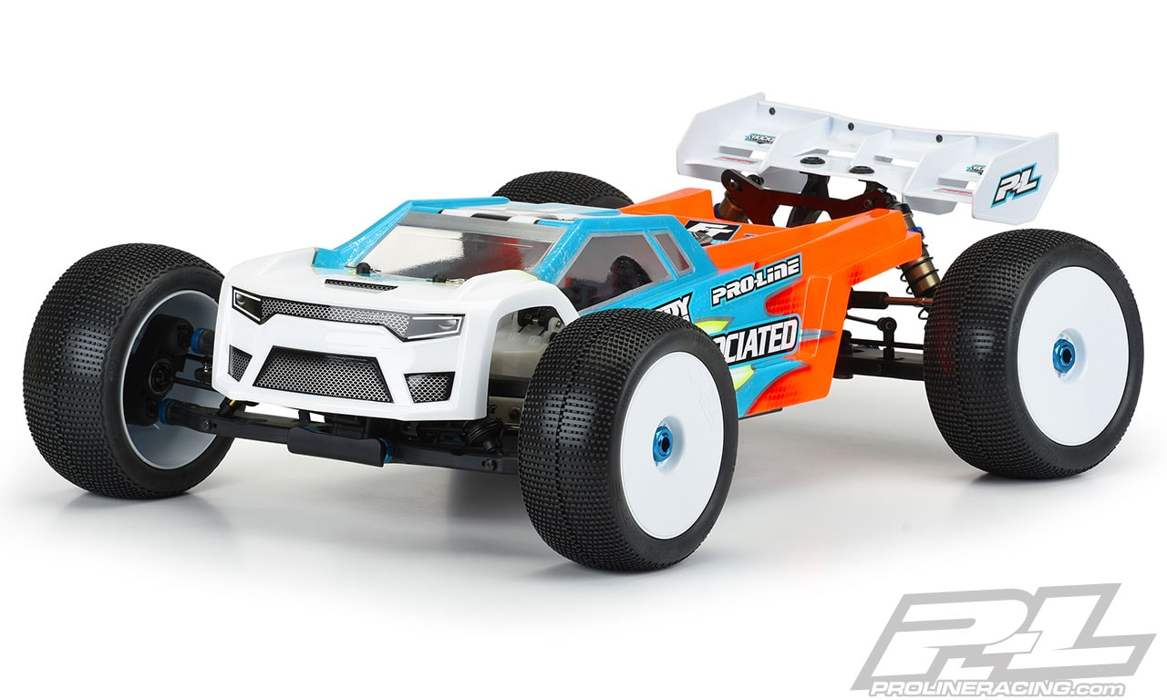 Pro-Line Axis T Body for the Team Associated RC8T3.2
