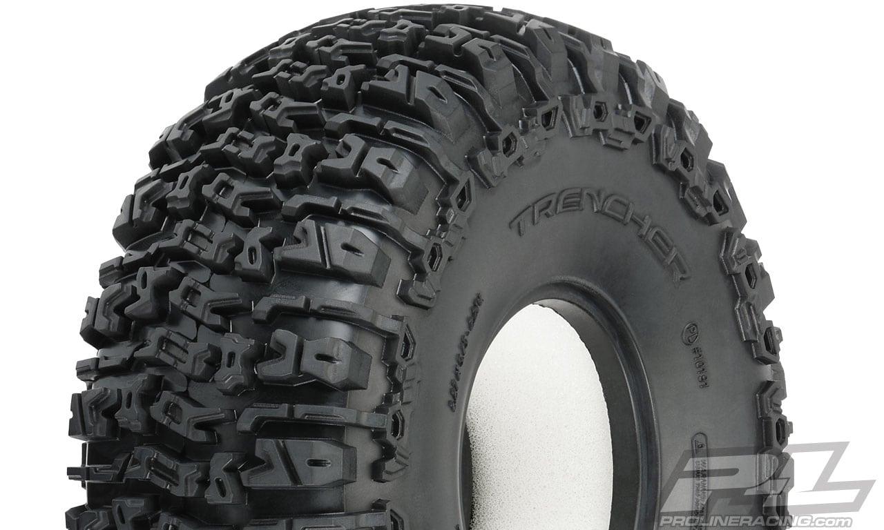 Pro-Line Racing Trencher 2.2″ Rock Terrain Crawler Tires