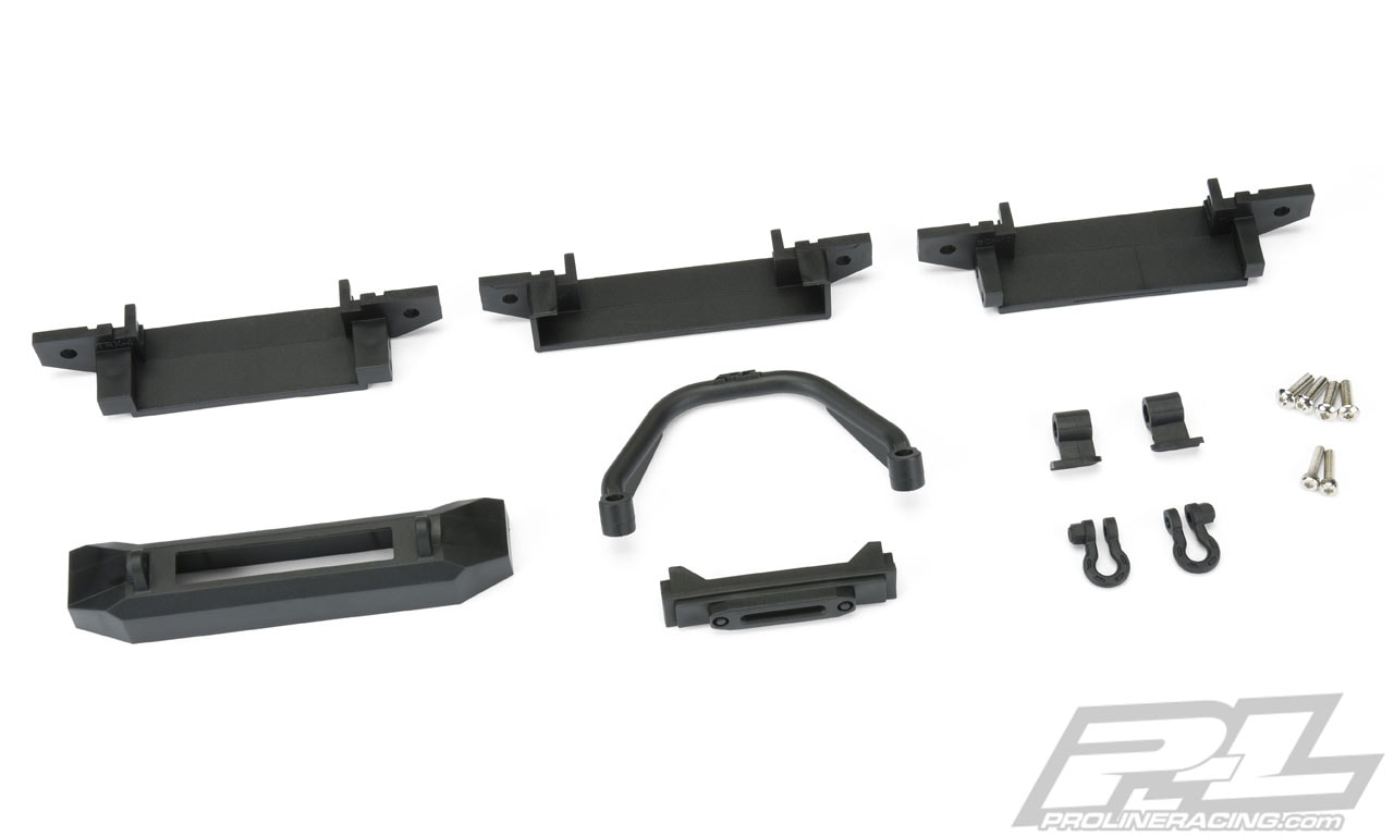 Pro-Line Ridge-Line High-Clearance Front Bumper - Parts