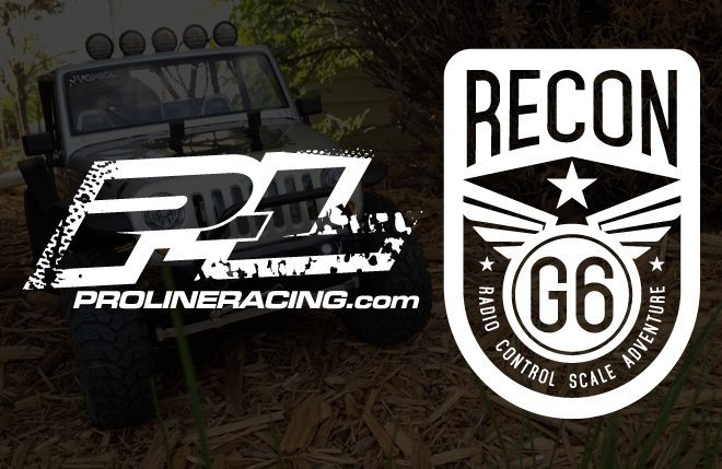 Pro-Line Becomes the Official Scale Accessory of RECON G6