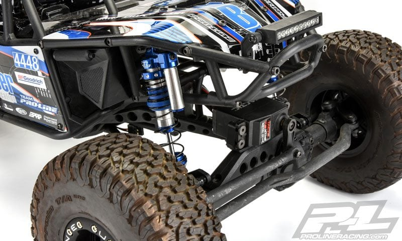 pro-line-ultra-reservoir-shocks-mounted-on-an-axial-rr10-bomber