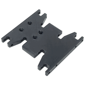 Forget Hangups with this SCX10/SCX10 II Flat Skid Plate from RC Upgrade