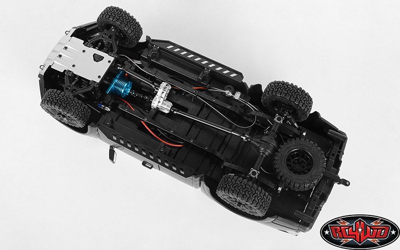 RC4WD Hero Desert Runner - Bottom