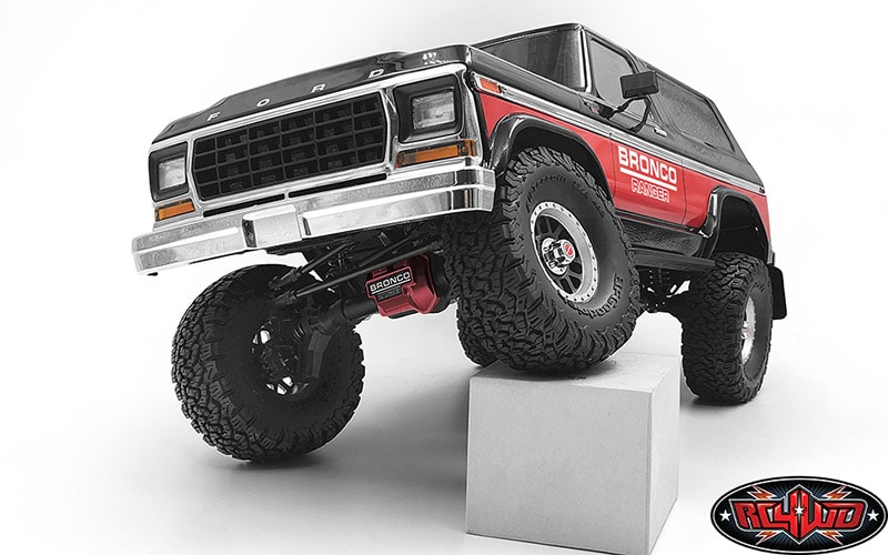 RC4WD Traxxas TRX-4 Ford Bronco Diff Cover