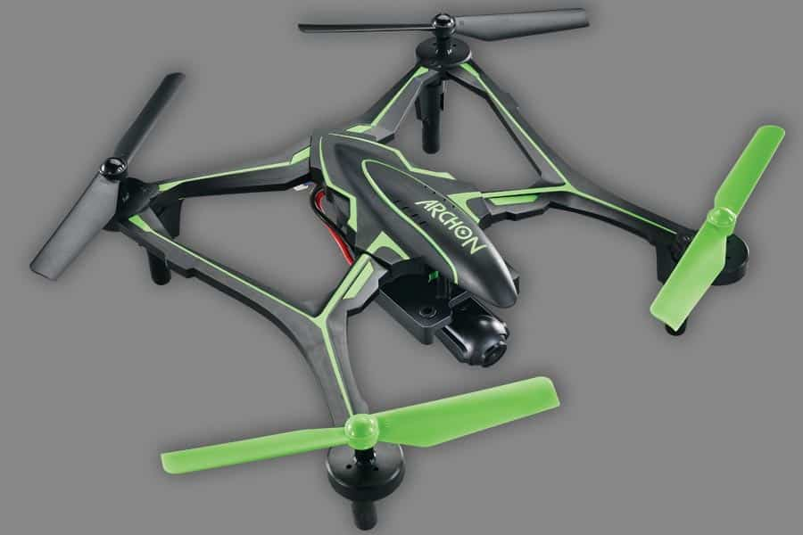 Get an Eye in the Sky with the RISE Archon GPS Drone