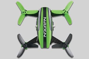 RISE Indorfin FPV Quadcopter