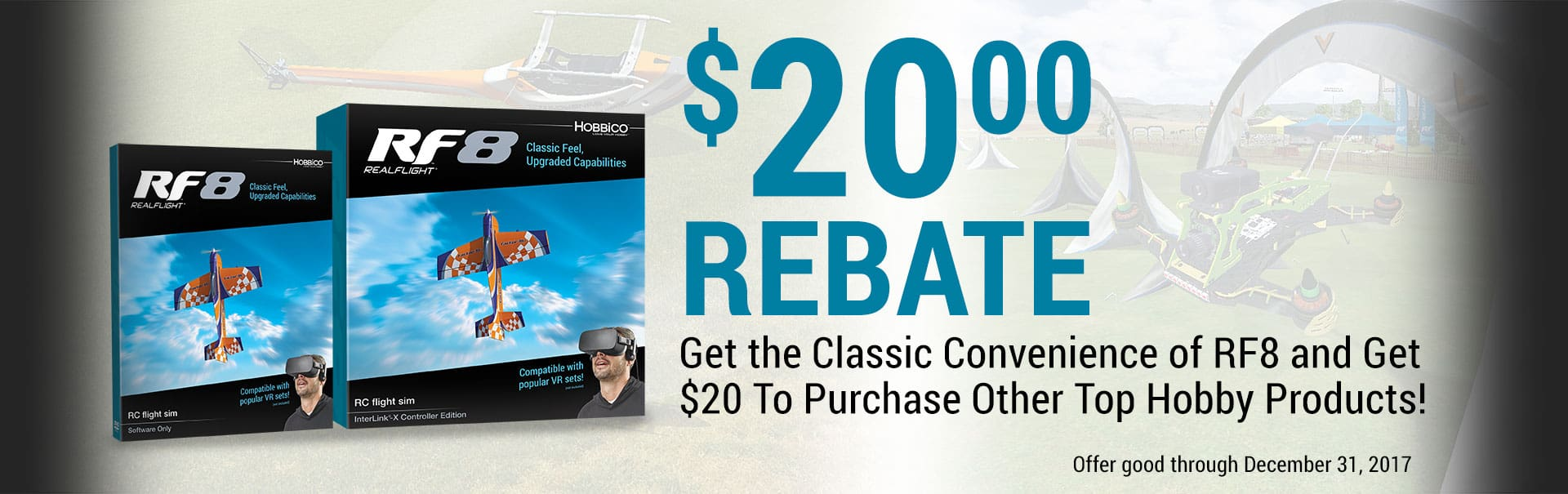 Cash in with This RealFlight8 Rebate