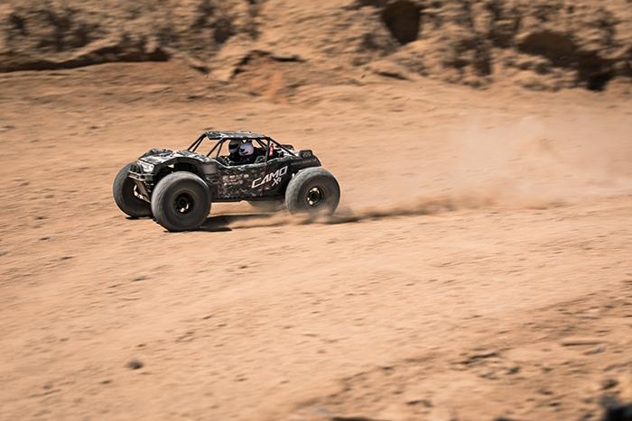 See it in Action: Redcat Racing's Camo X4 Rock Racer [Video]