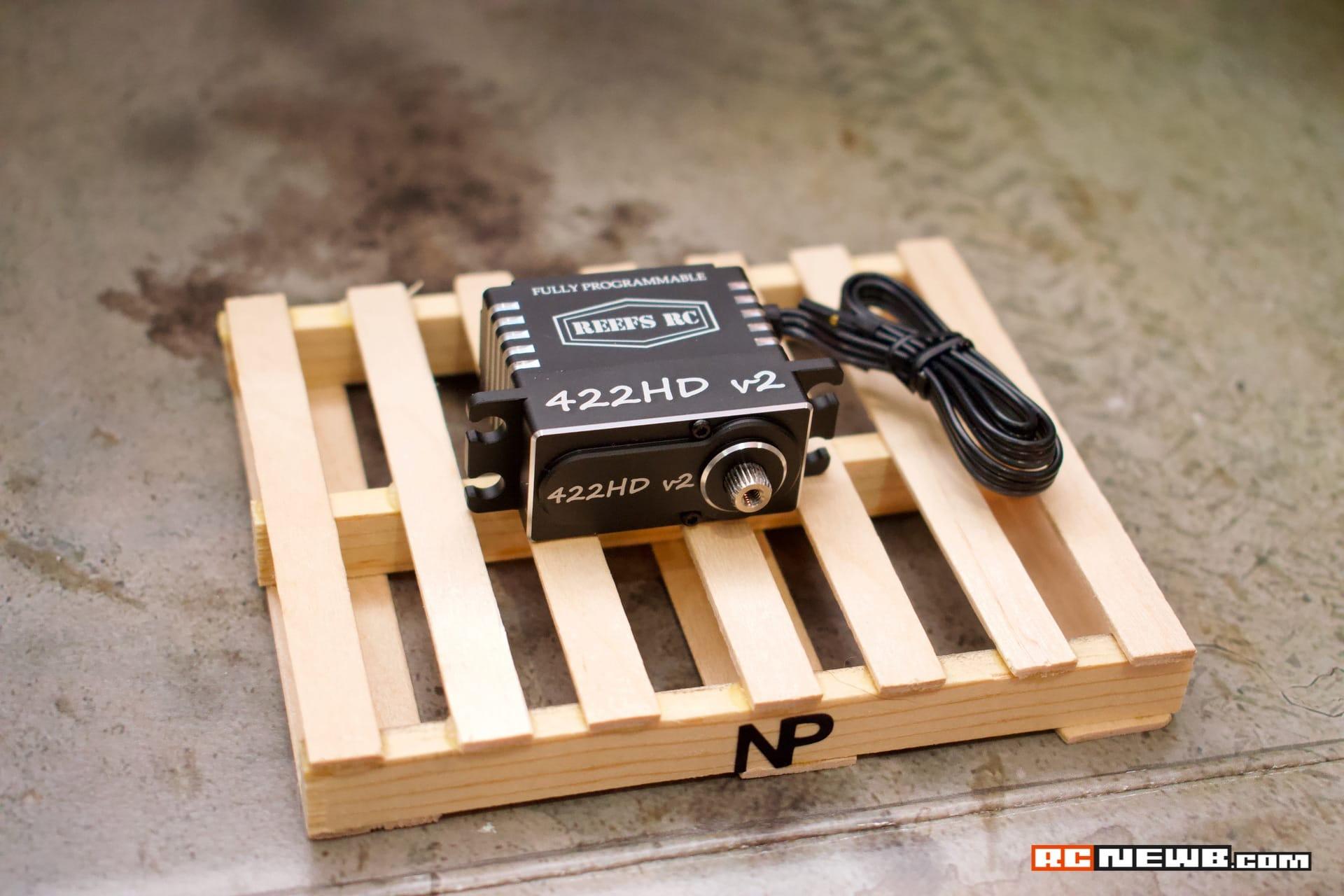 Review: REEF's RC 422HD V2 Steering Servo