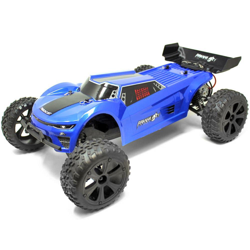 Redcat Re-launches the Piranha TR10 Truggy