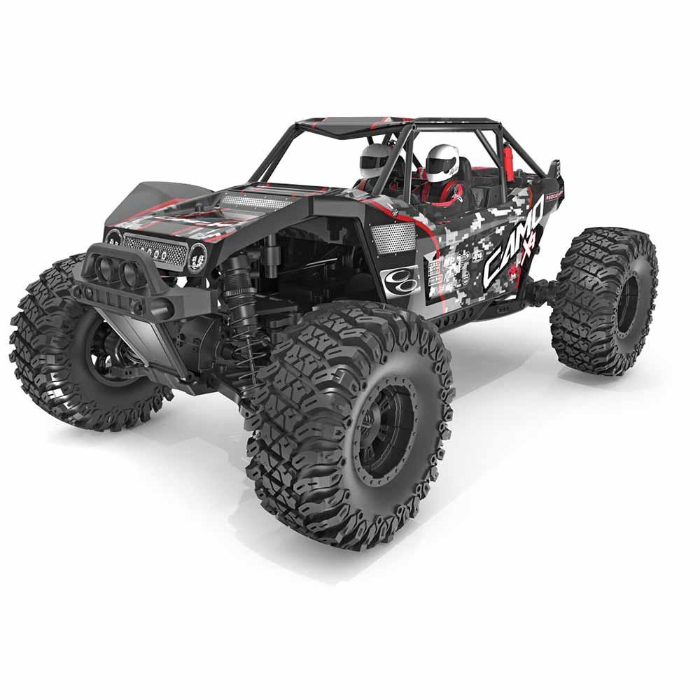 Redcat Racing Camo X4 Pro 1/10-scale Rock Racer