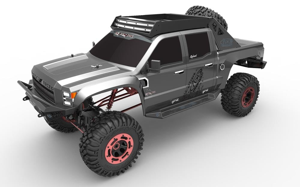 Enter to Win a ClawBack 1/5-scale Crawler from Redcat Racing