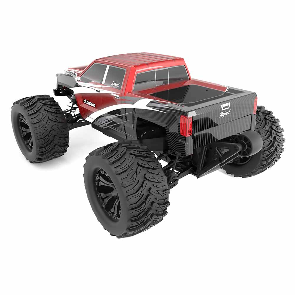 Redcat Racing Dukono Monster Truck - Rear