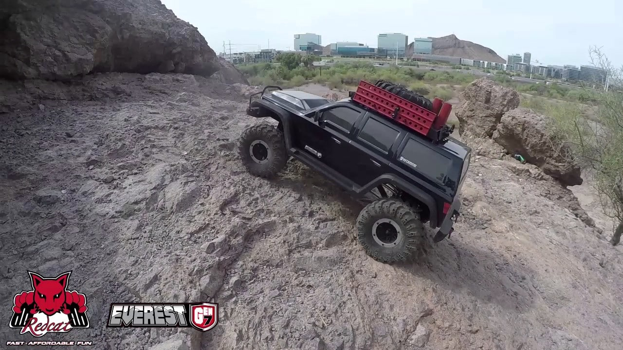 See the Redcat Racing Everest GEN-7 R/C Scaler in Action [Video]