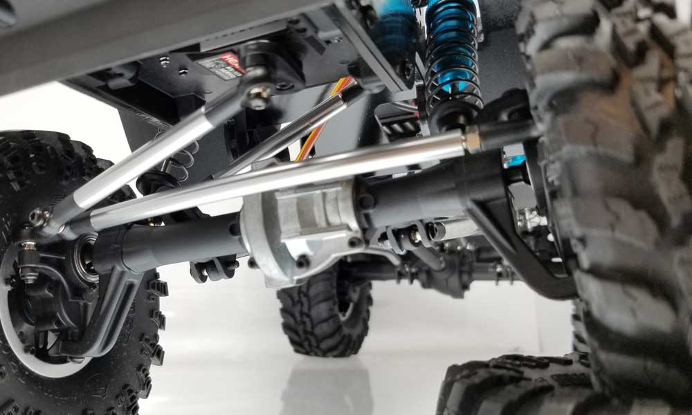 Redcat Racing Releases a Portal Axle Upgrade Kit for the Everest GEN7