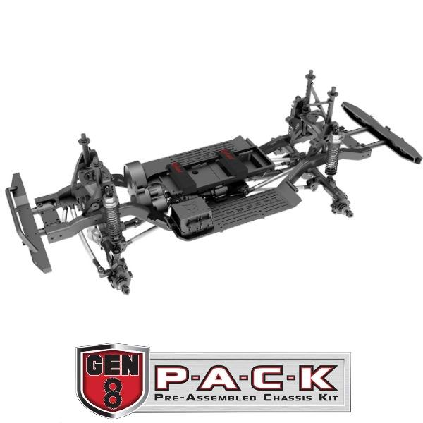 Save on Your Next R/C Crawler Build with this Redcat Racing GEN8 P.A.C.K. Discount