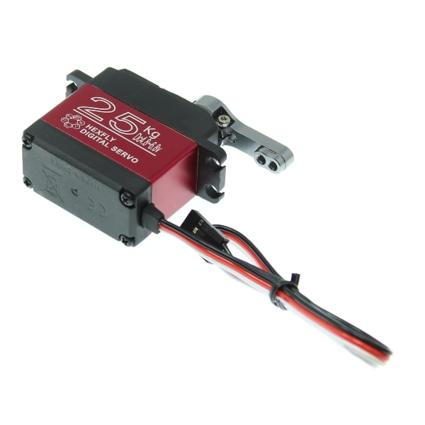 Redcat Racing Hexfly High Torque Metal Gear Steering Servo - Bottom