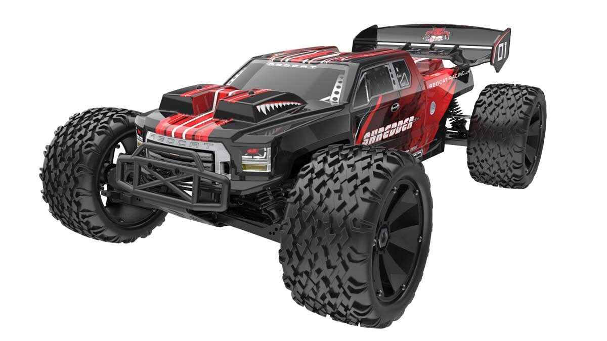 "Redcat Racing's 1/6-scale ""Shredder"" Monster Truck"