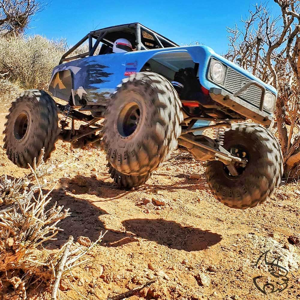 The Beast Lives: See Redcat Racing's Brushless-powered Wendigo Rock Racer in Action [Video]