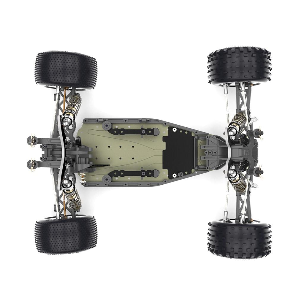 Schumacher Storm ST Stadium Truck - Chassis Top