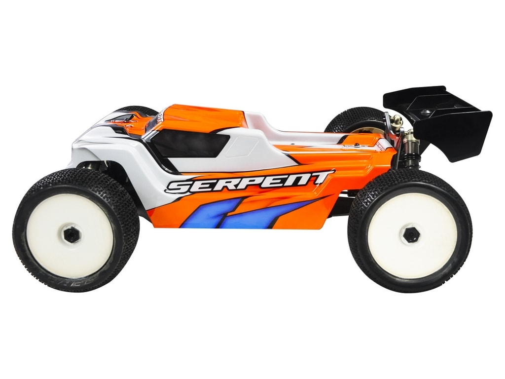 Serpent RC SRX8 TE Kit - Side