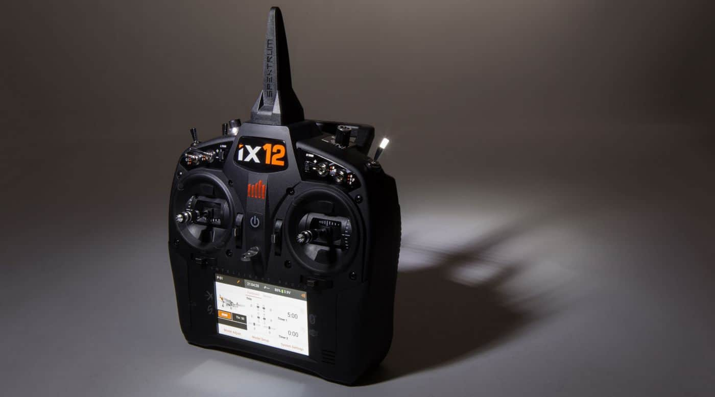Spektrum Releases the 12-channel IX12 Air Transmitter