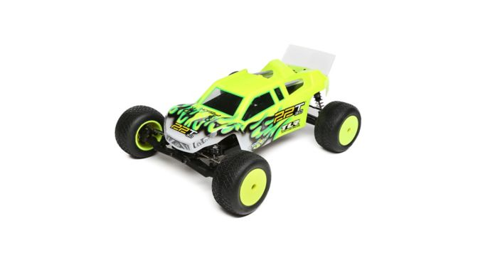 Introducing the TLR 22T 3.0 2WD Stadium Truck Kit