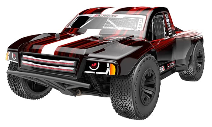 Terrorize the Track with Team Redcat's TR-SC10E Short Course Truck