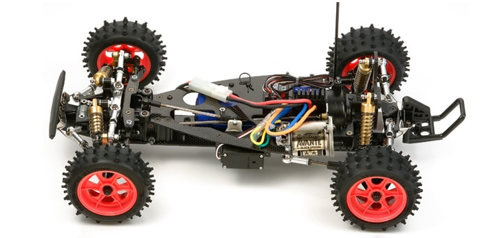 Tamiya Avante Re-release - Chassis