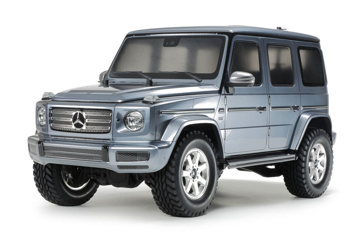 Tamiya CC-02 Mercedes-Benz G 500 1/10-scale Trail Truck Kit