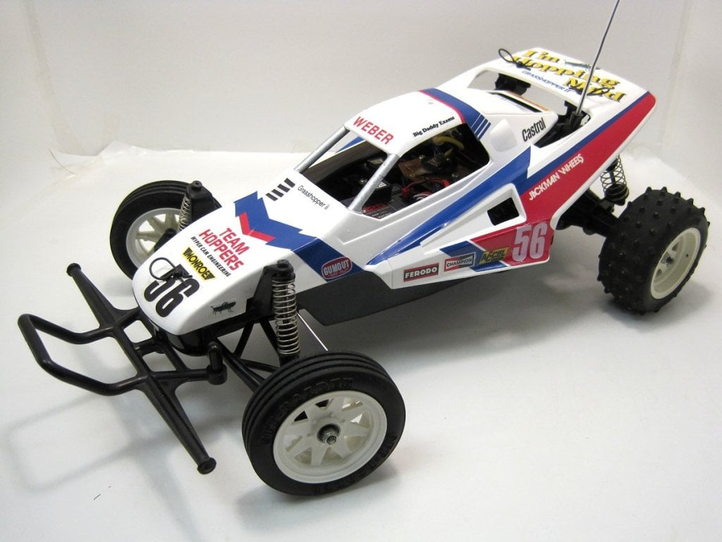 Will Tamiya's Grasshopper II Make a Return in 2017?
